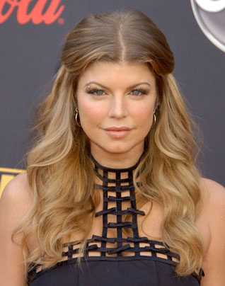 Wedding hairstyles - best stylish celebrity inspired.
