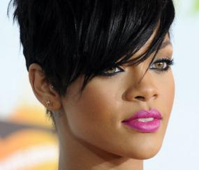 Wondrous Hairstyle Gallery Rihanna Hairstyles Mystylebell Your Premiere Short Hairstyles For Black Women Fulllsitofus