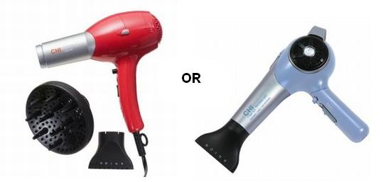 Ask US!  Which CHI Hair Dryer Turbo or Nano?