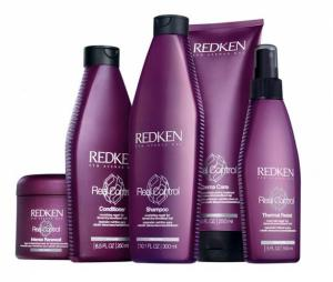Redken Real Control Hair Care Line