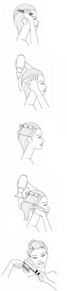 Redken\'s Blow Drying Hair Tips