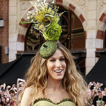 From Sarah Jessica Parker to