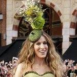 sarah jessica parker hats
