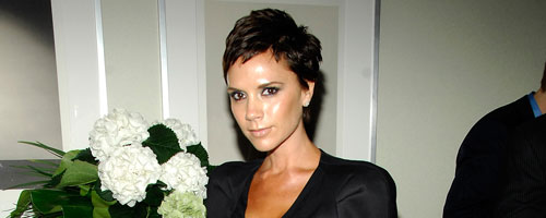 Posh Spice New Hair Mystylebell Your Premiere Hair Resource
