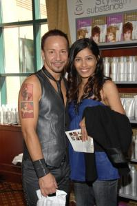 Freida Pinto and AG