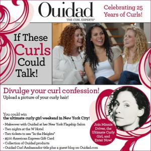 Ouidad New York City Giveaway!