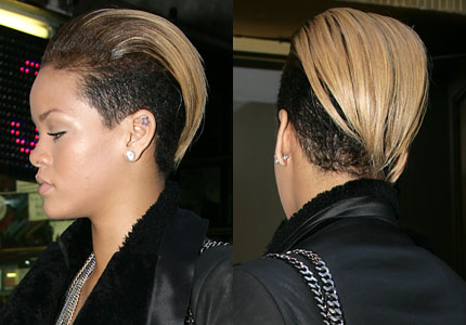 rihanna new hair